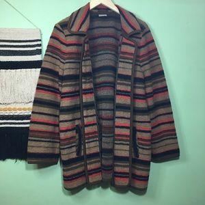 {3/$25} j. jill • wool cardigan